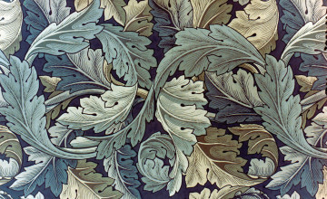 Art Nouveau Wallpaper Reproductions