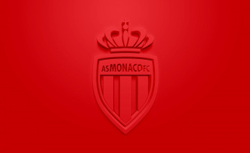 AS Monaco Wallpaper