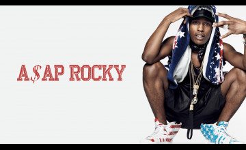 ASAP Rocky HD Wallpaper