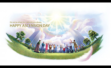 Ascension Day Wallpapers