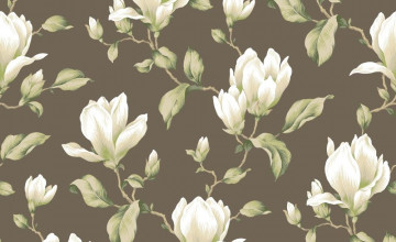 Ashford House Blooms Wallpaper