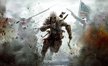 Assassin\'s Creed 3 HD Wallpaper