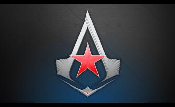 Assassin\'s Creed 3 Logo Wallpaper