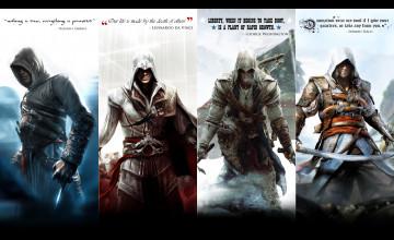 Assassin\'s Creed Altair Wallpaper