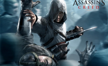 Assassin\'s Creed Computer Wallpaper