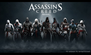 Assassin\'s Creed HD Wallpapers