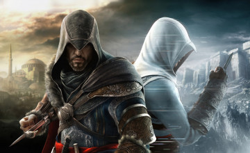 Assassin\'s Creed Revelations Wallpaper