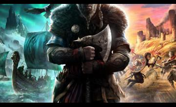 Assassin's Creed Valhalla Desktop Wallpapers