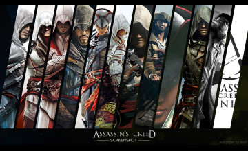 Assassin\'s Creed Wallpaper 1920x1080