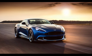 Aston Martin 2017 Wallpapers