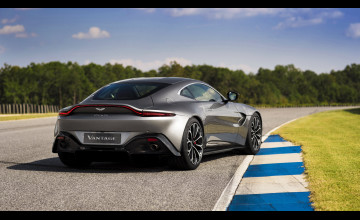 Aston Martin 2018 Wallpapers