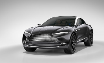 Aston Martin DBX Wallpapers