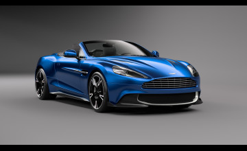 Aston Martin Vanquish 2018 Wallpapers