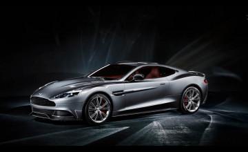 Aston Martin Vanquish Wallpaper