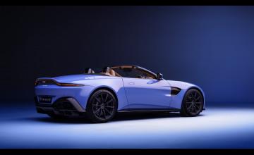 Aston Martin Vantage Roadster 2020 Wallpapers