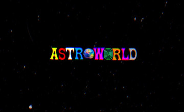 Astroworld HD Retro Wallpapers