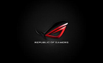 ASUS Republic of Gamers Wallpapers
