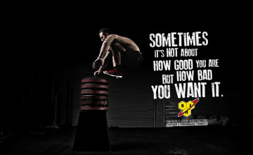 Athlete Motivation Wallpapers