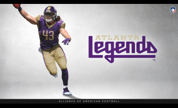Atlanta Legends Football Wallpapers