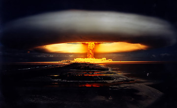 Atomic Bomb Wallpaper HD