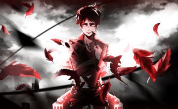 Attack on Titan Eren Wallpaper