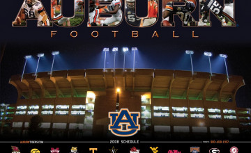 Auburn 2014 Football Schedule Wallpaper