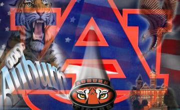 Auburn Football Screensavers and Wallpaper