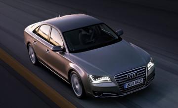 Audi A8 Wallpaper HD