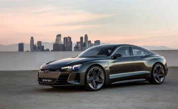 Audi E-tron Wallpapers