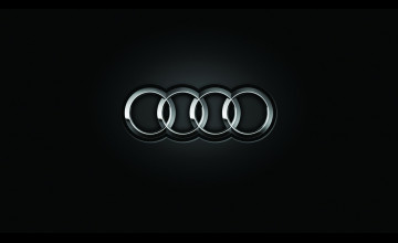 Audi Logo HD Wallpaper