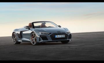 Audi R8 2019 Wallpapers