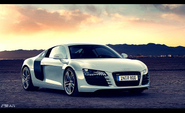 Audi R8 Desktop Wallpaper