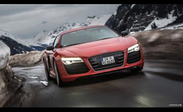 Audi R8 E-Tron Wallpapers