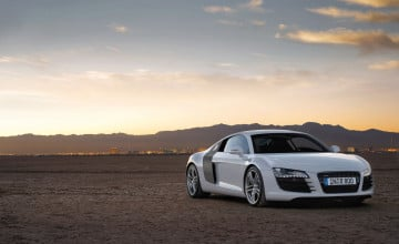 Audi R8 Wallpaper for Desktop
