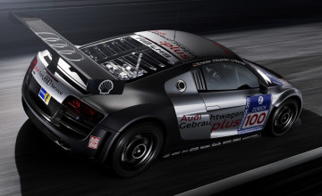 Audi Racing Wallpaper