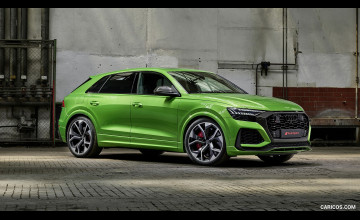Audi RS Q8 2020 Wallpapers