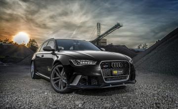 Audi RS6 Wallpaper