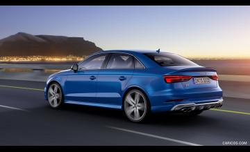 Audi S3 Sedan Wallpaper