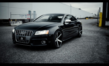 Audi S5 HD Wallpaper