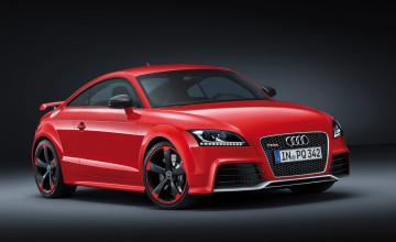 Audi TT RS Wallpaper