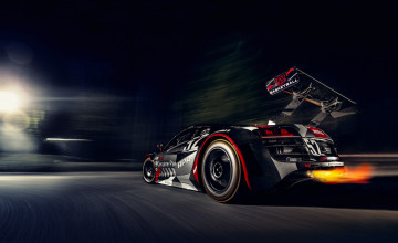 Audi Wallpaper Racers