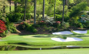 Augusta National Golf Club Wallpaper