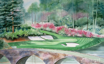 Augusta National Wallpaper 1366x768