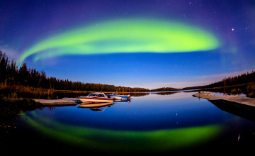 Aurora Borealis Wallpaper Widescreen
