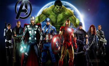 Avengers Desktop Wallpaper