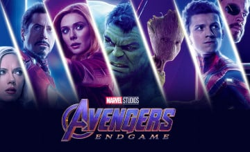 Avengers Endgame Cast Wallpapers