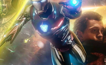 Avengers Endgame Iron Man Wallpapers