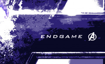 Avengers Endgame Logo Wallpapers