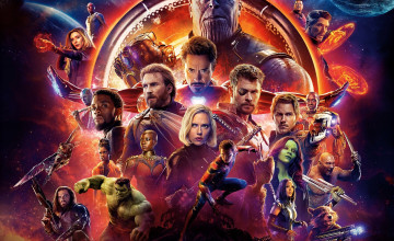 Avengers: Infinity War HD Wallpapers