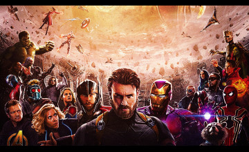 Avengers: Infinity War Movie Wallpapers